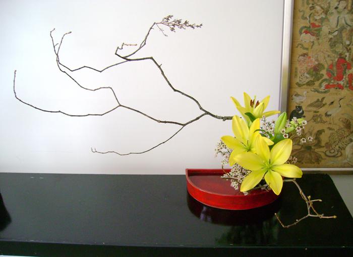 arta ikebana