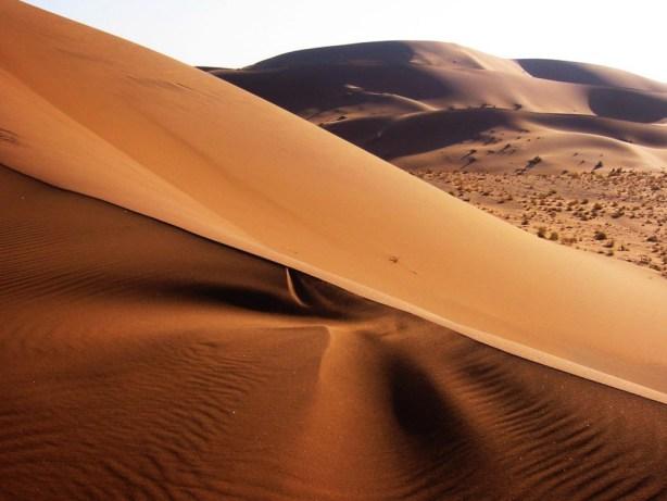 desertul namib -dunele de nisip