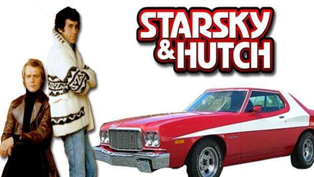 Starsky & Hutch originais
