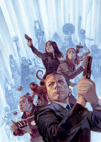 The Coulson Protocols Agents of SHIELD Hq