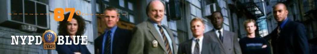 101 - 87 NYPD Blue