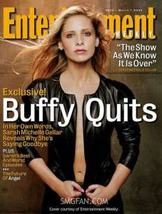 Entertainment Weekly Buffy Cancelled