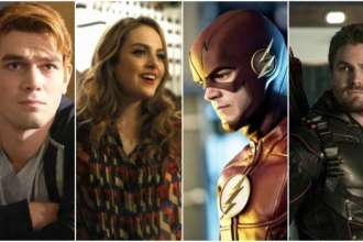 Arrow, Riverdale, datas, The Flash, Dynasty