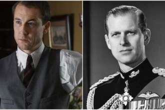 Prince Philip, Príncipe Philip, Netflix, The Crown, Tobias Menzies