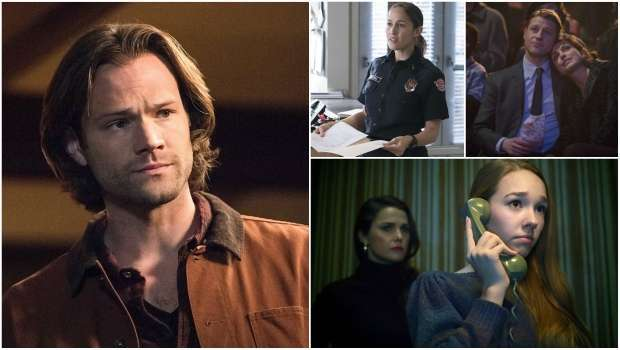 Supernatural, Station 19, Gotham, The Americans, Spoiler, Spoiler Alert