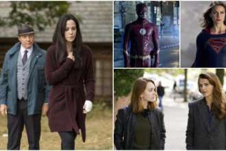 The Americans, The Flash, Blacklist, Supergirl, Spoiler, Spoiler Alert