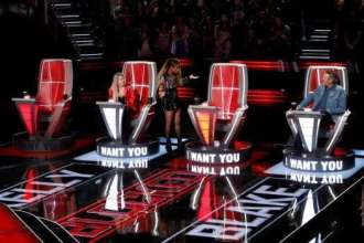 the voice semana 2 blind