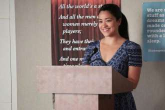 """CW, Gina Rodriguez as Jane in """"Jane The Virgin"""" (Chapter Thirty-Nine)"""