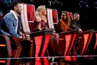 the voice top10