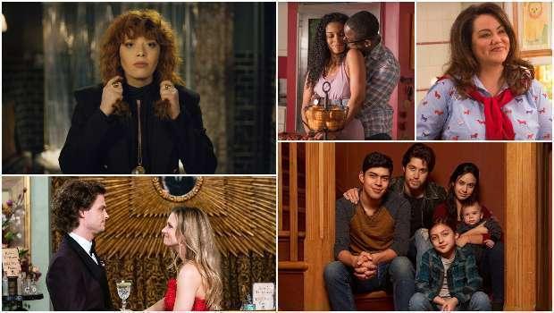 Spoiler Alert, Boneca Russa, Criminal Minds, American Housewife, Party of Five