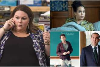 Spoiler Alert, This Is Us, Charmed, A.P. Bio, Suits