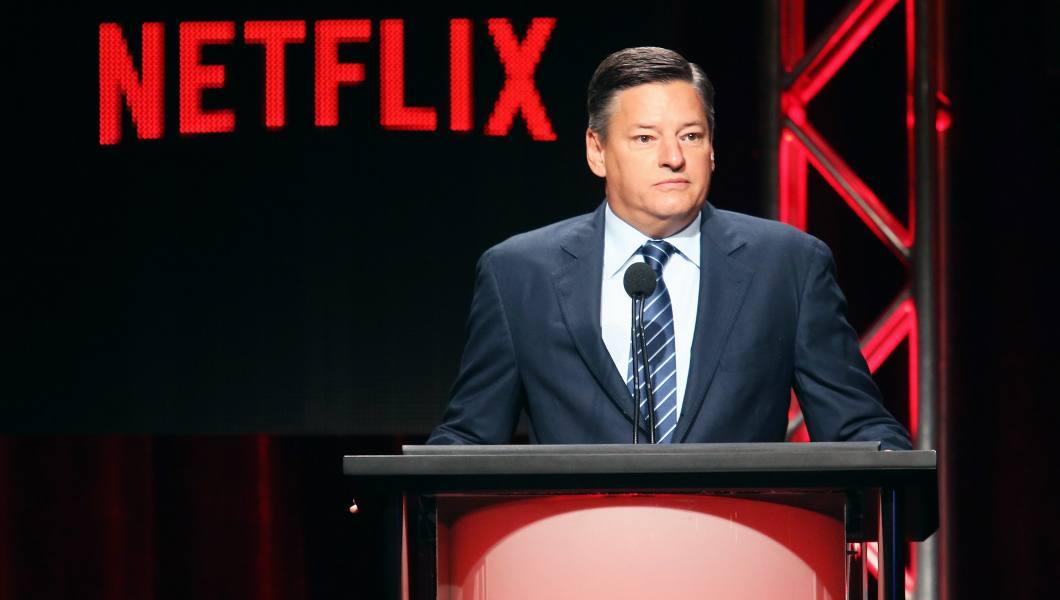 Ted Sarandos, Netflix