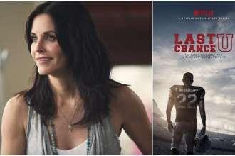 Courteney Cox, Last Chance U, Netflix,