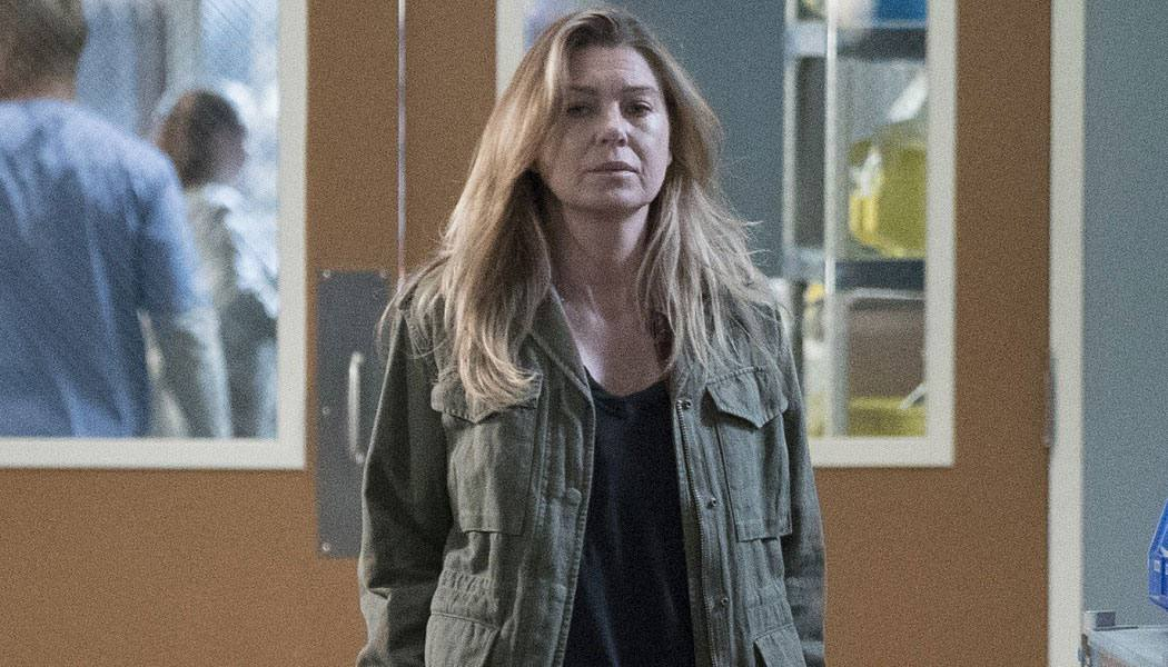 Meredith Grey na 16ª temporada de Grey's Anatomy