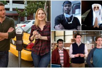 Spoiler Alert, This Is Us, The Resident, The Purge, Silicon Valley