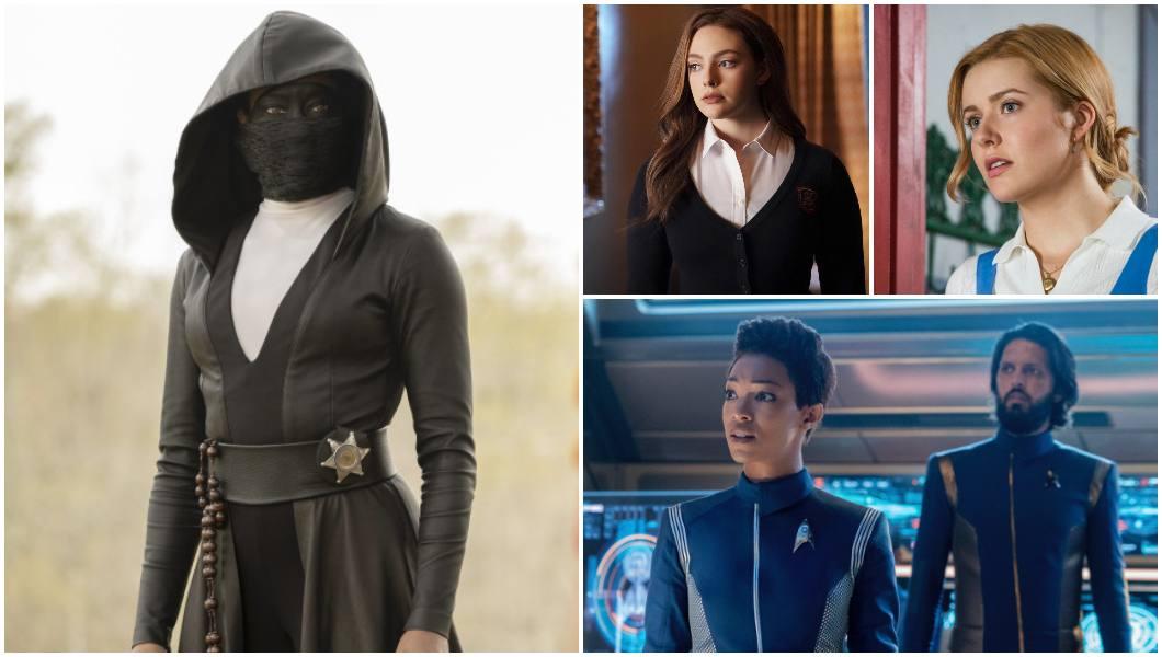 Spoiler Alert, Watchmen, Legacies, Nancy Drew, Star Trek_ Discovery