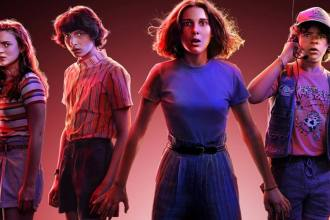 Poster de Stranger Things 4