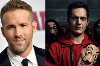 Netflix Ryan Reynolds La Casa de Papel na CCXP