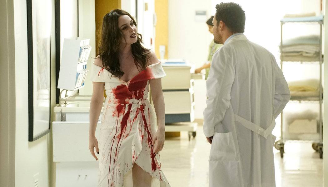 Halloween no episódio 16x06 de Grey's Anatomy