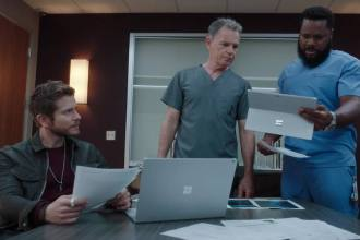 The Resident 3x13 Critica
