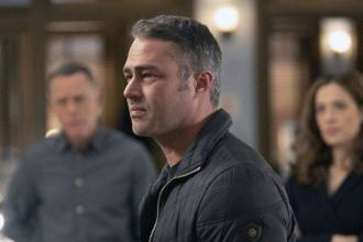 Chicago Fire Severide cruzamento Chicago PD