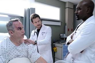 Critica the resident 3x14