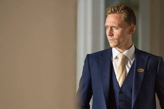 Tom Hiddleston estará em White Stork