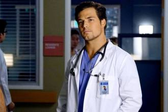 Grey's Anatomy DeLuca