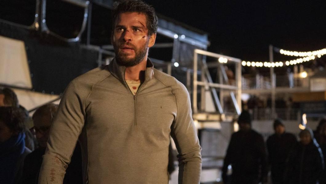 Liam Hemsworth nova série Quibi