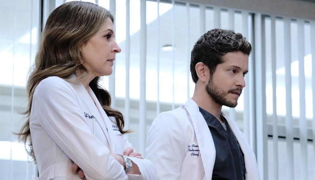 Critica The Resident 3x18