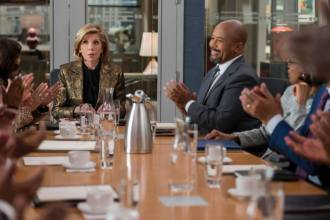The Good Fight, The Gang Deals with Alternate Reality