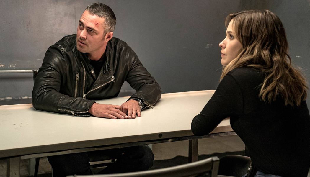 Chicago Fire crossover Chicago PD