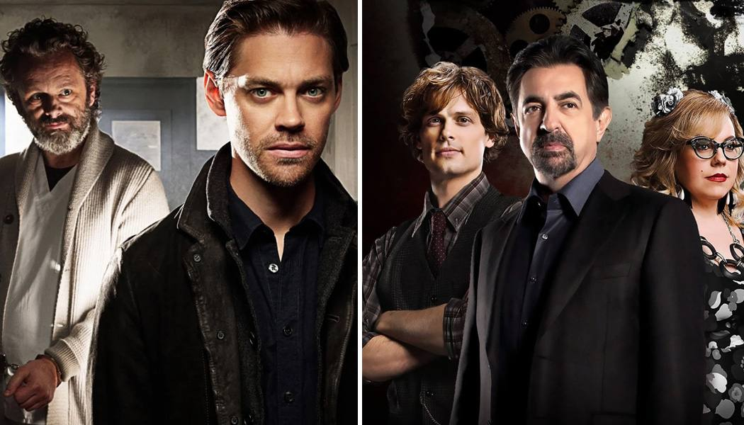 Prodigal Son nova Criminal Minds