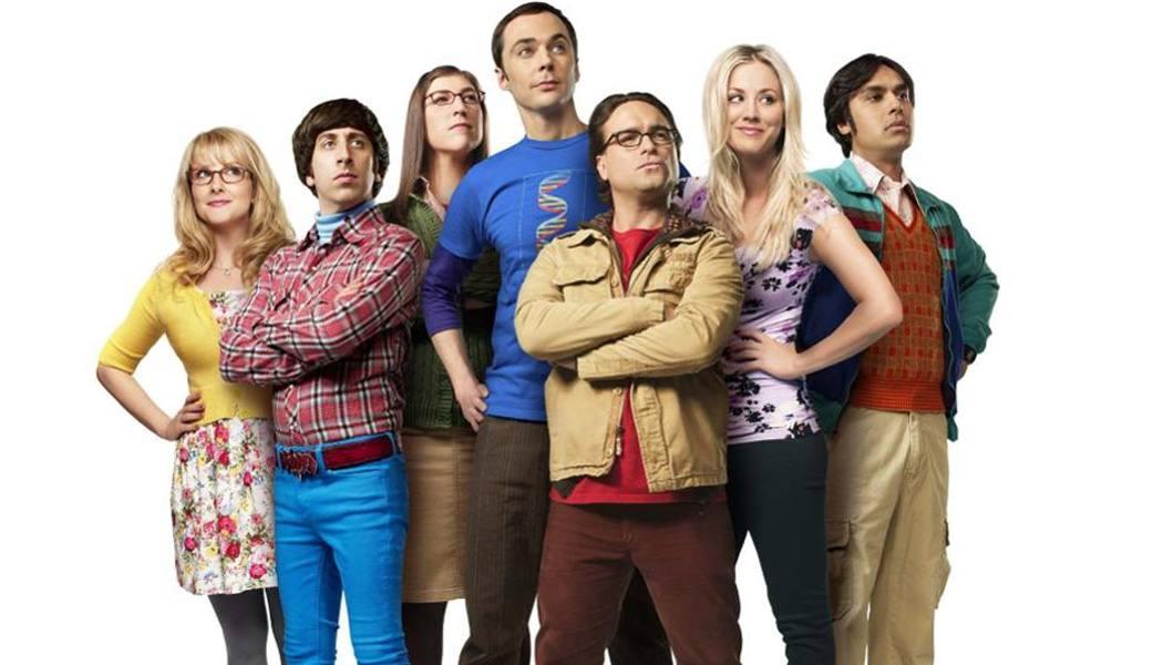 The Big Bang Theory atriz nunca assistiu