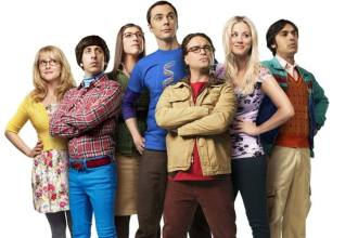 The Big Bang Theory atriz nunca assistiu