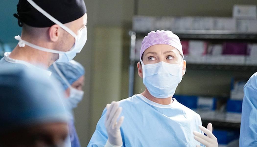 Grey's Anatomy cortar beijos