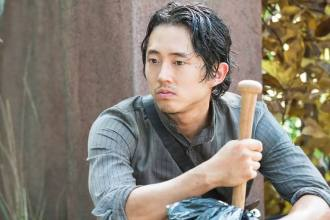 The Walking Dead retorno Glenn