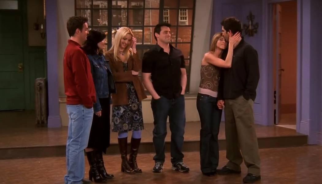 Friends Finale
