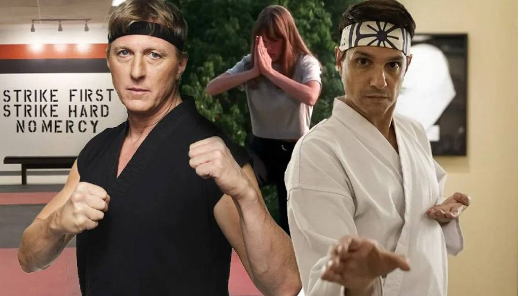 Cobra Kai ignorou Karate Kid 4
