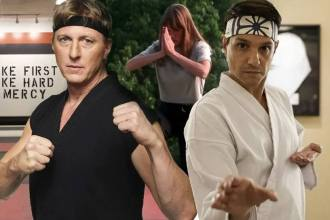 Cobra Kai ignorou Karate Kid 4