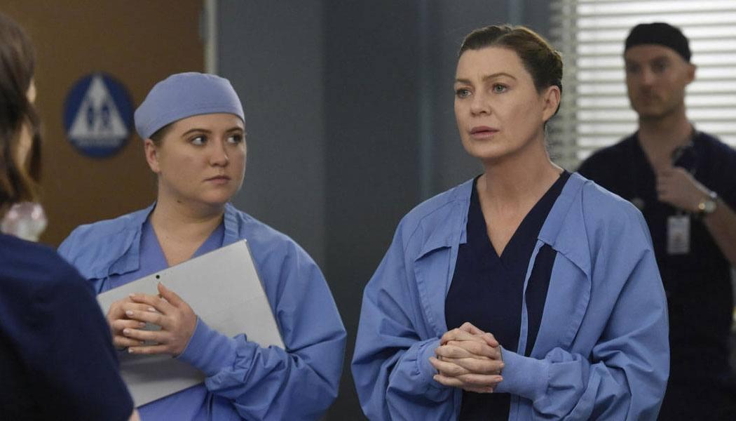 Grey's Anatomy retorno 17 temporada