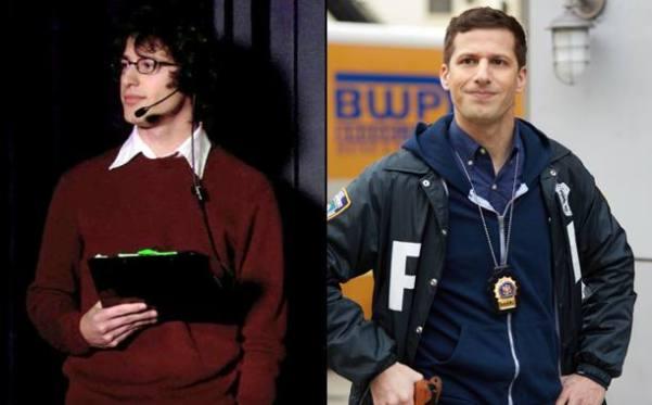 Brooklyn Nine-Nine elenco antes da fama