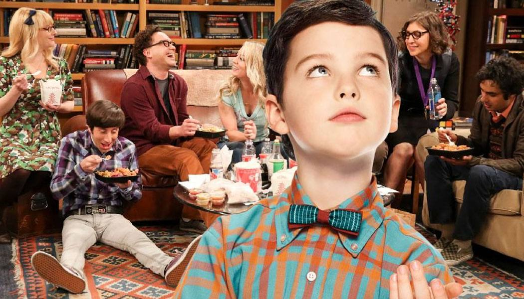The Big Bang Theory furo Young Sheldon