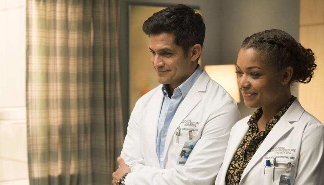 The Good Doctor Melendez 4 temporada