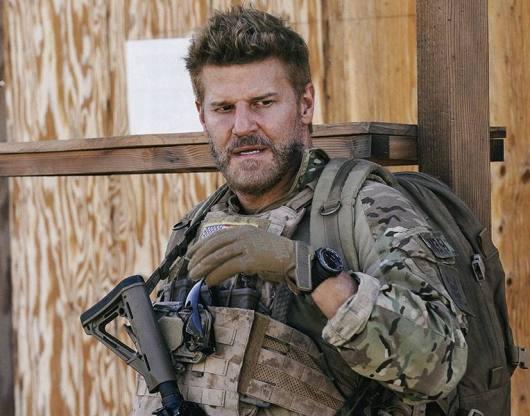 SEAL Team 4 temporada estreia
