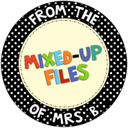Mixed-Up Files on TPT