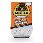 Gorilla Tape Crystal Clear