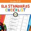 ELA Standards Checklist for Grades 9-10