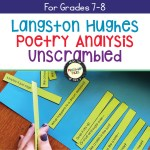 Langston Hughes Free Poetry Activity