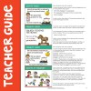 Sample page from Verbs Teacher Guide